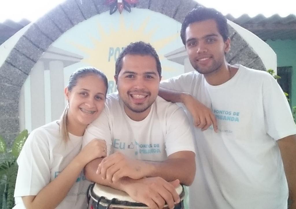 Equipe - Pontos de Umbanda