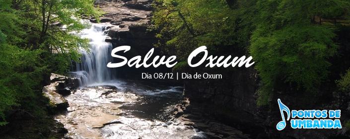 Dia 08 de Dezembro - Dia de Oxum