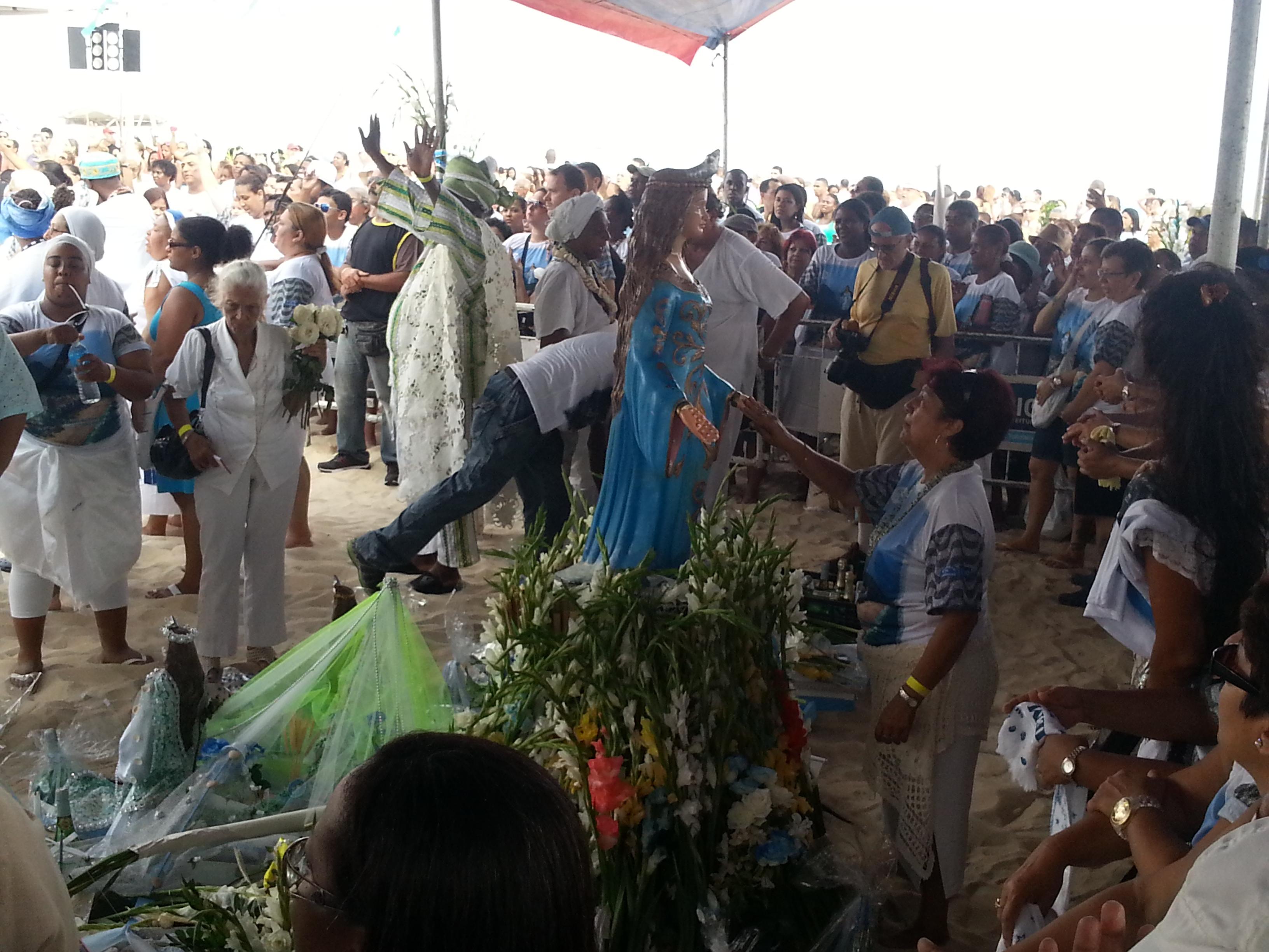 Festa de Iemanjá - Copacabana