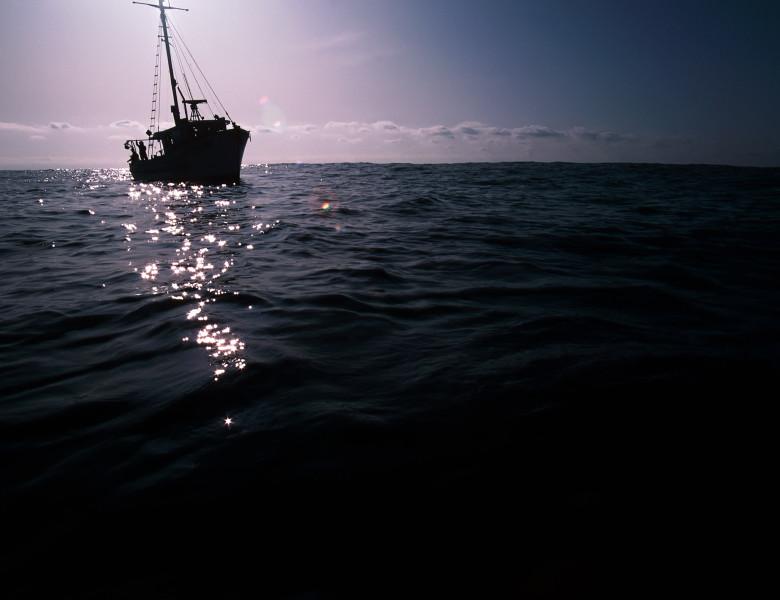 Ponto de Iemanjá - O navio apitou