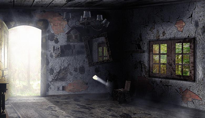 Ponto de Pombo-Gira - Na minha casa não tem porta e nem janela