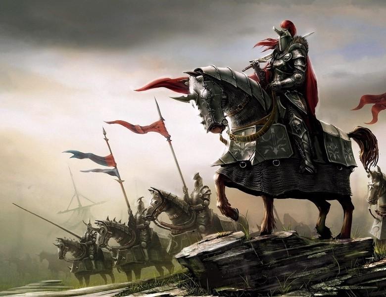 Ponto de Ogum - Ele é cavaleiro santo