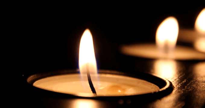 Ponto de Xangô - Estão queimando vela